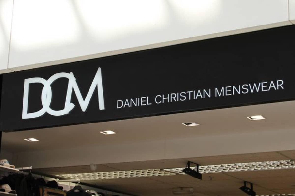 Daniel Christian Menswear
