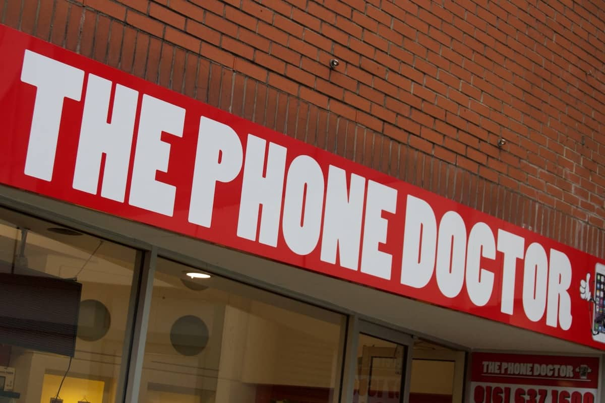 The Phone Doctor
